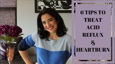 How to Treat Acid Reflux and Heartburn:  My new vlog post about 6 Medication-free tips, and 2 over-the-counter medication options. Majd MD -- here to help save you an unnecessary visit to the doctor's office.