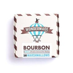 Bourbon Marshmallows