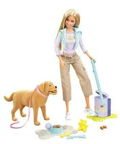 BARBIE and Tanner ... SUPER! POOPER SCOOPER WEEK April 1-7 is a week dedicated to educating pet owners on the importance of cleaning up after their dogs. Seriousl...