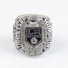 #MustSee Can you believe it? Los Angeles Kings... now available http://rshlenterprises.myshopify.com/products/los-angeles-kings-2012-stanley-cup-championship-ring-replica?utm_campaign=social_autopilot&utm_source=pin&utm_medium=pin #GemsandTrinkets