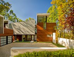 Architect Robert Gurney's 5 best homes in the D.C. area - Curbed DCclockmenumore-arrow : All sleek, glassy, and oh-so-Modern