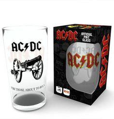 Sklenice AC/DC - Rock