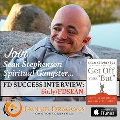 FD13 3-FOOT GIANT @SEANSTEPHENSON ON FINDING LOVE, SELF-LOVE & SUCCESS