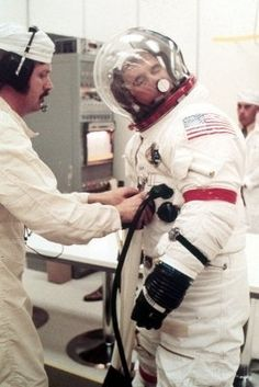 How Do Astronauts Scratch and Itch When In Their Space Suits?