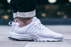 Nike Air Presto White/White