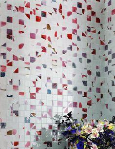 White-paste #wall #tiles SOLE by FAP CERAMICHE #mosaic @Fap Ceramiche