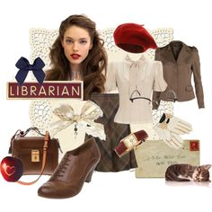 Not a librarian. Gamine Style, Soft Gamine, Retro Mode, Vintage Mode, Cute Vintage Outfits, Vintage Dresses, 1940s Fashion, Vintage Fashion, Librarian Style