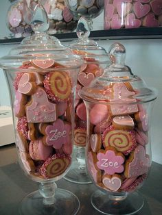 cookie jar centrepieces