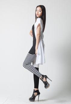 pirate leggings | KoreanFashionista800 x 1179 | 382 KB | www.koreanfashionista.com Teen fashion