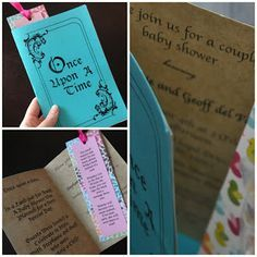 "A Southern Hostess: ""Once upon a time"" Storybook Baby Shower"