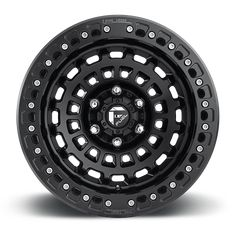 FUEL® - BEADLOCK ZEPHYR Matte Black with Matte Black Ring. The wheel can be ordered in diameter. Choose your rim width, offset, bolt pattern and hub diameter from the option list. Truck Rims, Truck Wheels, Wheels And Tires, Subaru Outback Offroad, Jeep Wrangler Wheels, Ford Ranger Truck, Tyre Companies, Off Road Wheels, Black Rings