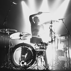 WORK THOSE DRUMS JISH