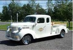 1947 Dodge Pilothouse Clubcab Pick-Up