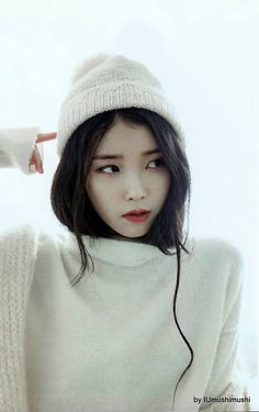 iu, kpop, and korean girl image Iu Fashion, Korean Fashion, Kpop Girl Groups, Kpop Girls, Korean Girl, Asian Girl, Iu Twitter, Korean Actresses, Korean Celebrities