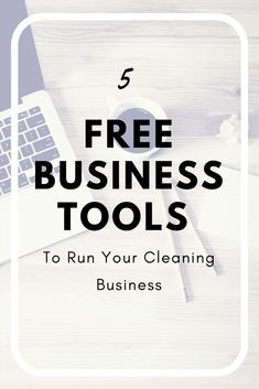 5 Free Business Tools to Run Your Cleaning Business - Well Kept Clutter Don't waste money on expensive tools to run your business. Here is a list of 5 Free business tools you can use and still look and run a professional cleaning business. Cleaning Companies, Cleaning Business, Cleaning Checklist, Diy Cleaning Products, Cleaning Hacks, Cleaning Contracts, Cleaning Schedules, Cleaning Recipes, House Cleaning Humor