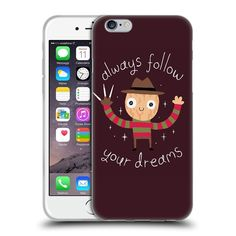 This cellphone case that's a little bit funny, a little bit scary, and a little bit inspirational. | 28 Products That Might Help You Through A Rough Day