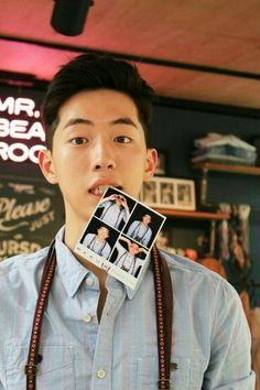 """Nam Joo Hyuk Is the Next Actor Lined Up for """"Moon Lovers"""" Sung Joon, Lee Sung Kyung, Korean Star, Korean Men, Asian Actors, Korean Actors, Nam Joo Hyuk Cute, Nam Joo Hyuk Abs, Nam Joo Hyuk Wallpaper"""