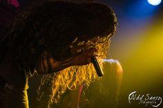 Orlando Riveros - Vocalista del Tano Romano.  Foto: Aldy Sanso.