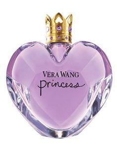 Vera Wang Princess Women's Perfume - Eau de Toilette - light and powdery. Perfume Glamour, Best Perfume, Perfume Bottles, The Purple, Purple Stuff, Purple Rain, Purple Hearts, Perfume Collection, Soaps