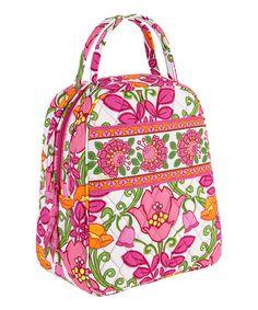 Vera Bradley Lilli Bell Lunch Bunch Bag | zulily