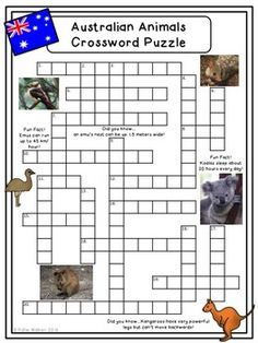 Australia Day Puzzles School Holiday Programs, Word Puzzles, Australia Day, Australian Animals, Primary Education, School Holidays, Cool Words, Word Search, Middle