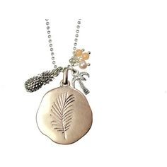 Hultquist Rose Gold Palm Leaf Necklace (1 155 UAH) ❤ liked on Polyvore featuring jewelry, necklaces, rose gold jewellery, pineapple necklace, costume jewelry long necklaces, ball chain necklace and pineapple jewelry