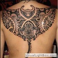 tatouage polynésiens