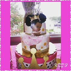 22 Best Black Princess Baby Shower Images Princess Birthday Ideas