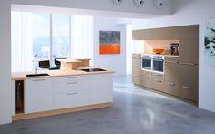 HAKA Küche // 86 Kitchen Island, Kitchen Cabinets, Home Decor, Made To Measure Furniture, Island Kitchen, Interior Design, Home Interior Design, Dressers, Home Decoration