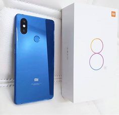 Mi 8 Lite in blue. Google Pixel Phone, Phones For Sale, Apple Iphone, Smartphone Deals, Gadgets, Samsung, Blue, Tech, Trends