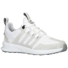 new concept 2c78f 897cf adidas Originals SL Loop Runner - Mens 10 or 11 All White Sneakers, Summer  Sneakers