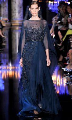 Elie Saab Fall Winter 2014 #Couture #HauteCouture #Paris #Fashion #FW2014
