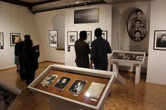 Exposición con fotos de Armando Herrera.  Foto: Dardané Pérez Romero / Secretaría de Cultura.