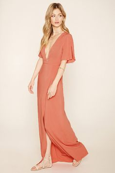 50a1d1317e0d Contemporary Belted Maxi Dress What To Wear, Latest Trends, Forever 21,  Jumpsuit,