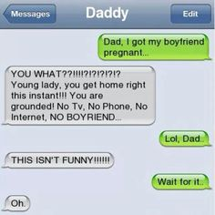 Funny texts cute/funny texts funny jokes to tell, text jokes Funny Texts Jokes, Funny Texts Crush, Text Jokes, Funny Text Fails, Funny Jokes To Tell, Funny Relatable Memes, Stupid Funny, Funny Quotes, Funny Stuff