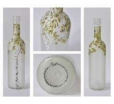WeWzorki: Tutorial: Birch Tree Bottle