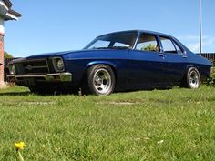 Holden hq 350 chev 1972
