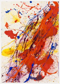 Sam Francis | Untitled (1990) | Available for Sale | Artsy