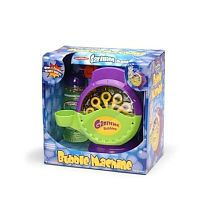 Best bubble machine ever! Makes so many bubbles and consistently flows ..plus can use cheap bubbles which is good cause you can go through alot! Olivia loves this! And only $15