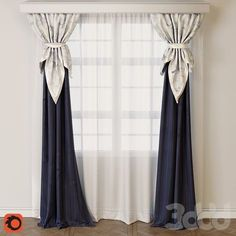 Stunning Modern Curtains Designs To Refresh Your Living Room Cortinas Home Curtains, Modern Curtains, Curtains Living, Kitchen Curtains, Sheer Curtains, Window Curtains, Curtain Styles, Curtain Designs, Curtain Patterns