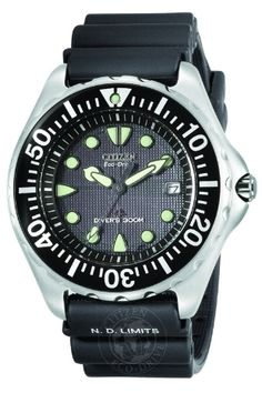 Citizen Gents Professional Divers Watch BN0000-04H | the Watch Hut