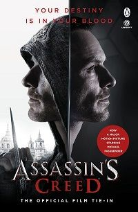When I got this book, I felt like the kid who got the optimum Christmas present of all his friends. As of yet, I haven't gotten around to watching this much anticipated movie adaptation of Assassin…