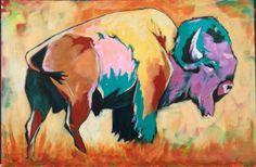 Wild Bull by Lauren Florence