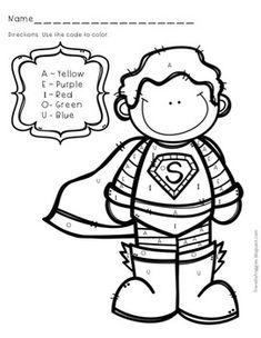 Superhero Addition/Subtraction BUNDLE! Grade K-3 No Prep