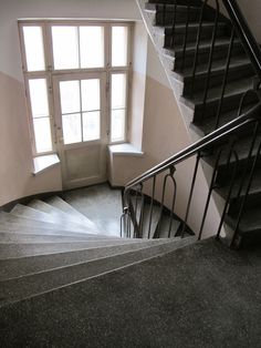 Sammonkatu 1 Helsinki, Townhouse, Stairs, Prada, Perfume, Travel, Pearls, Home Decor, Stairway