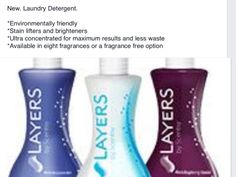 Laundry Detergent by Scentsy. Now your clothes can smell like your favorite scentsy frangrance. Place Your Order Today at:  lisarucker.scentsy.us