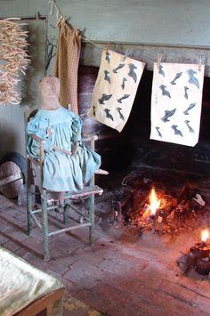 Netty Lacroix.....the BEST primitive artist