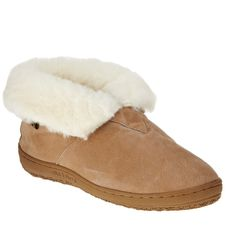 My favorite slippers are finally wearing out. These run a little tight, so I wear a 9  Old Friend Women's Bootee Slippers
