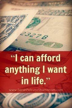 Abundance Manifestation Affirmation. #affirmations #abundance http://www.loaspower.com/our-story/