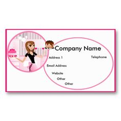Baker/Bakery/Pastry Chef Business Cards
